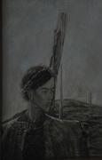 乐山千里马画室油画作品22